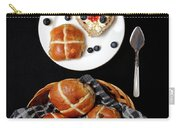 Easter Hot Cross Buns  Carry-all Pouch