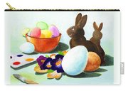 Easter Morning Still Life Carry-all Pouch
