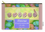 Easter Spanish Carry-all Pouch