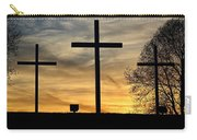 Easter Sunset Carry-all Pouch