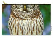 Eastern Barred Owl Carry-all Pouch