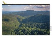 Eastern Continental Divide Carry-all Pouch