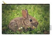 Eastern Cottontail Carry-all Pouch