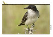 Eastern Kingbird Up Close Carry-all Pouch