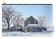 Eastern Montana Farmhouse Carry-all Pouch
