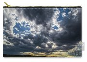 Eastern Montana Sky Carry-all Pouch