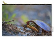 Eastern Painted Turtle Chrysemys Picta Carry-all Pouch