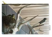 Eastern Phoebes Carry-all Pouch