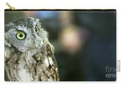 Eastern Screech Owl-6945 Carry-all Pouch