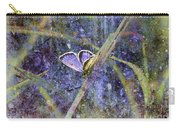 Eastern Tailed Blue Carry-all Pouch