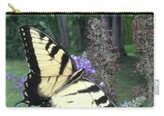 Eastern Tiger Swallowtail Sipping Nectar Carry-all Pouch