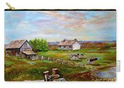 Eastern Townships Quebec Country Scene Carry-all Pouch