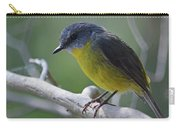 Eastern Yellow Robin Carry-all Pouch
