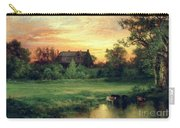 Easthampton Carry-all Pouch by Thomas Moran