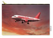 Easyjet Airbus A319 G-ezit Carry-all Pouch