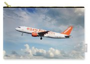 Easyjet Airbus A321-214 G-eztk Carry-all Pouch
