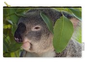 Eat Your Greens Carry-all Pouch by Mike  Dawson