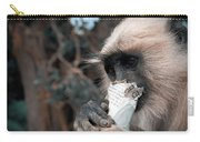 Eating Monkey Carry-all Pouch