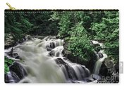 Eau Claire Gorge Water Fall Carry-all Pouch