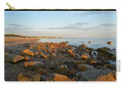 Ebb Tide On Cape Cod Bay Carry-all Pouch