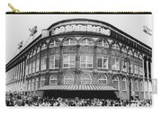 Ebbets Field, Brooklyn, Nyc Carry-all Pouch by Photo Researchers