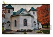 Ebenezer United Methodist Church Carry-all Pouch