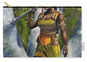 Ebony Elf Carry-all Pouch