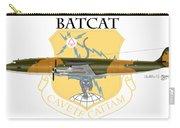 Ec-121r Batcatcavete Carry-all Pouch