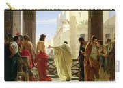Ecce Homo Carry-all Pouch