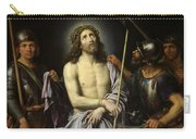 Ecce Homo  Carry-all Pouch by Pierre Mignard