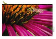 Echinacea And Syphrid Carry-all Pouch