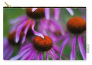 Echinacea Crowd Carry-all Pouch