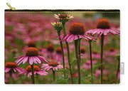 Echinacea Front And Center Carry-all Pouch