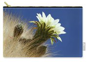 Echinopsis Atacamensis Cactus In Flower Carry-all Pouch