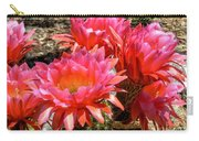 Echinopsis Flowers In Bloom II Carry-all Pouch