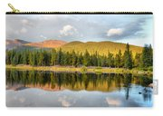 Echo Lake Painterly 1 Carry-all Pouch