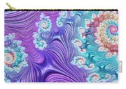 Eclectic Ripples Carry-all Pouch