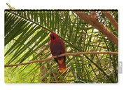 Eclectus Parrot 2 Carry-all Pouch