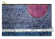 Eclipse Original Painting Carry-all Pouch