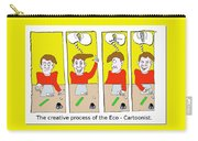 Eco Cartoonist Carry-all Pouch