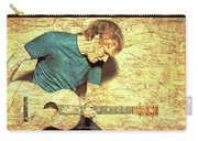 Ed Sheeran And Guitar Carry-all Pouch