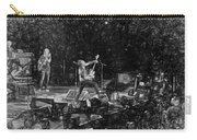 Eddie Vedder Rock God Pose Pearl Jam Carry-all Pouch
