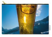 Edelweiss Beer In Kirchberg Austria Carry-all Pouch