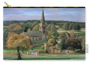Edensor - Chatsworth Park - Derbyshire Carry-all Pouch