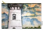 Edgartown Lighthouse Martha's Vineyard Mass Carry-all Pouch
