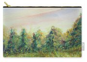 Edge Of Trees Carry-all Pouch