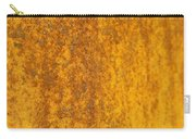 Edge To Edge Rust Carry-all Pouch