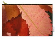 Edgy Leaves Carry-all Pouch