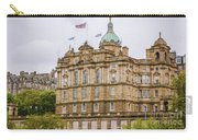 Edinburgh Bank Of Scotland Building Carry-all Pouch