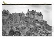 Edinburgh Castle Bw Carry-all Pouch